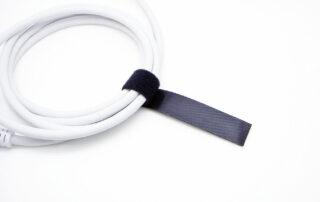 cable tie - double-sided hook and loop 台灣製束線帶 魔鬼氈束線帶 超薄束線帶 射出鉤 塑膠魔鬼氈
